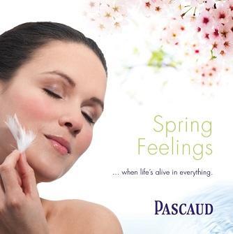 Tavaszi bőrápolás a Pascaud-val!